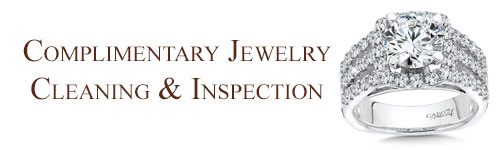 Jewelry Cleaning and Inspection