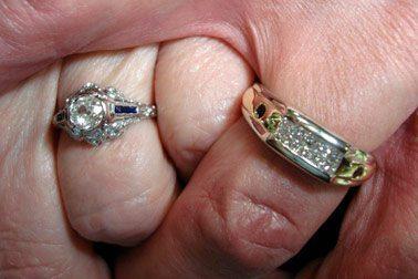 Kristina and Jared Schoh Designing Jewelers