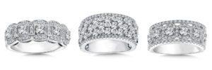 Custom Diamond Bands